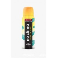 Gel Comestível No Clima, Sabor Menta Hot- 30 ml