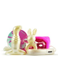 Kit Anel Peniano e Plug Multivelocidade - WEEKEND FUN - NOOKII