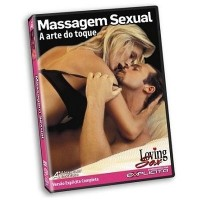 DVD - Massagem Sexual