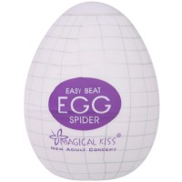 Mastubador Magical Kiss - Egg Spider Easy One Cap