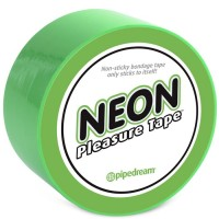 Fita para amarrar - NEON BONDAGE TAPE GREEN – PIPEDREAM